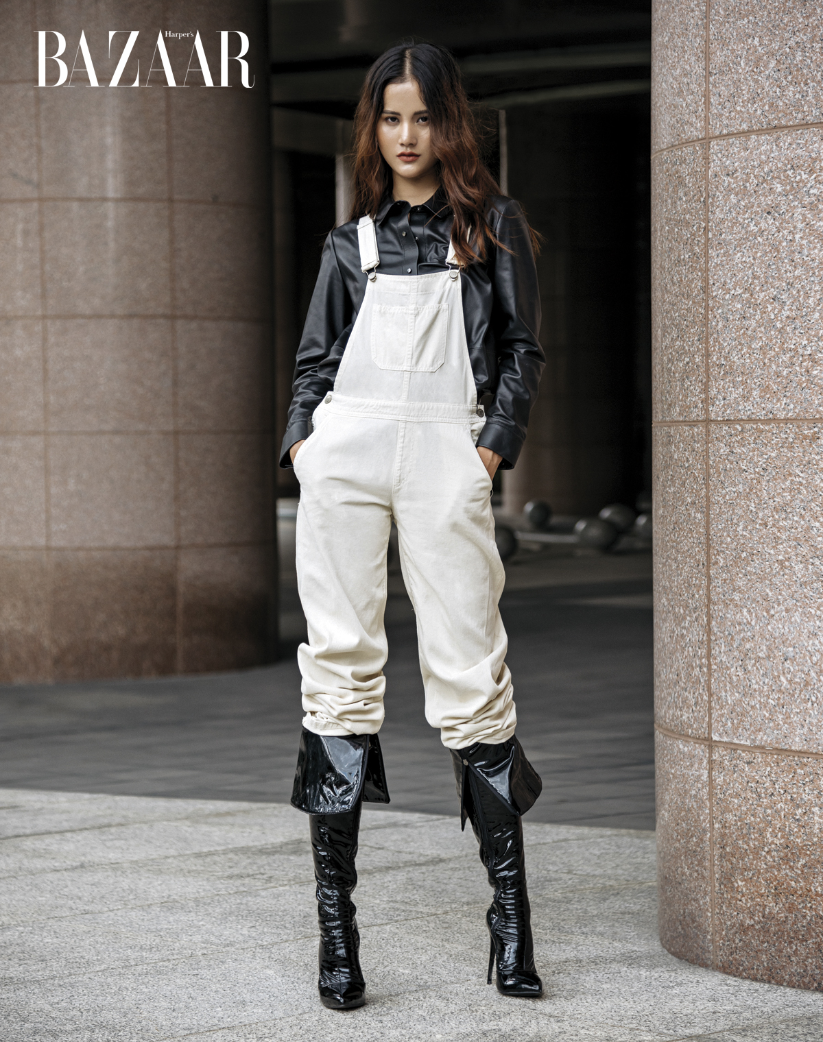 Xu hướng thời trang menswear-Hương Ly-3