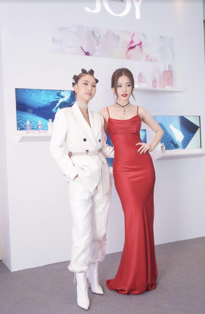 Chi Pu và Quỳnh Anh Shyn