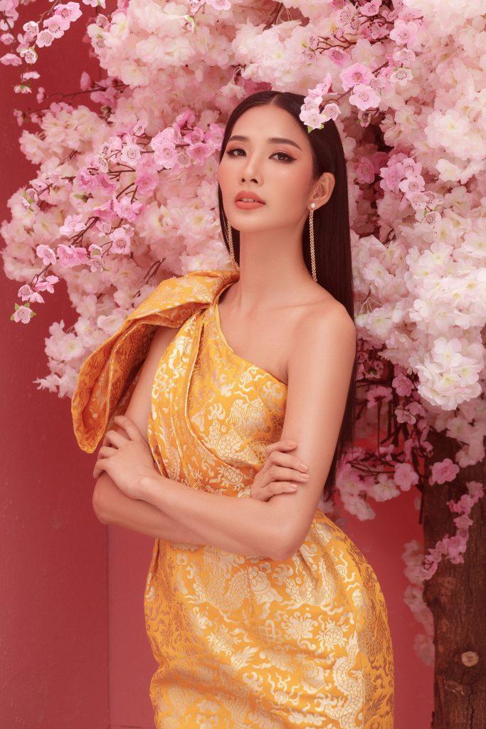 Top 3 Hoa hậu Hoàn vũ Việt Nam