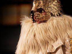 Gucci RTW Thu Đông 2019   Những chiếc mặt nạ phù phiếm của Alessandro Michele
