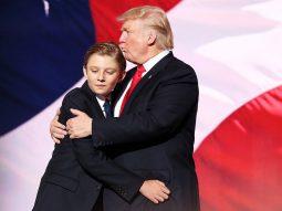 Những điều thú vị về Barron Trump – Cậu nhóc quý tử của họ tộc Trump