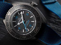 Omega lập kỷ lục thế giới với dòng đồng hồ Seamaster