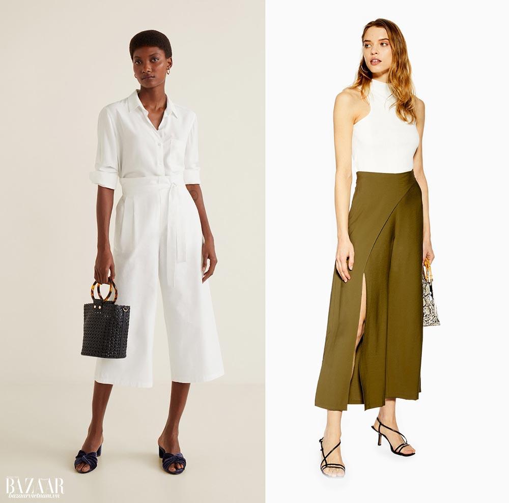 5 ý tưởng mix match chọn đồ mặc mùa hè vừa thời trang, vừa mát