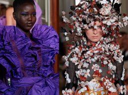 Mùa Haute Couture thu đông 2019, Valentino thay đổi ngoại mục