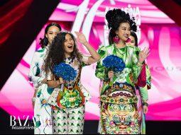 """Thủy Design House mở màn đêm thứ 2 VIFW Thu Đông 2019 với """"Nàng Mỵ Châu"""""""