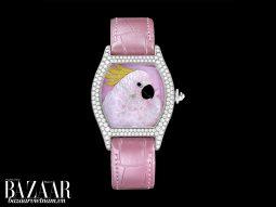 Cartier mang đồng hồ nghệ thuật Cartier D'Art Tortue phiên bản giới hạn đến Việt Nam