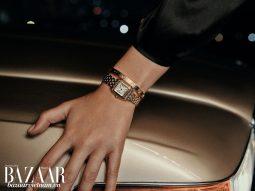 Panthère de Cartier: Khi chế tác đồng hồ đỉnh cao kết hợp trang sức