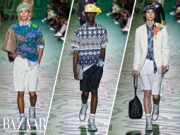 Dior Men Pre-Fall 2020: Khi couture lội ngược dòng về với vintage