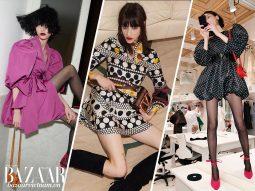 Valentino Pre-Fall 2020 mang couture dạ tiệc vào thời trang công sở