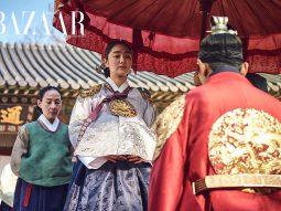 """Kim Hye Jun: Tôi thương hoàng hậu của """"Vương triều xác sống"""""""