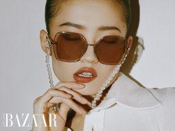Những chiếc kính mát to bản trở lại mùa hè 2020