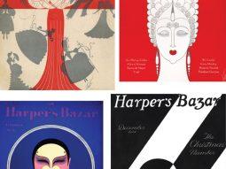Người mẫu Nga tái hiện những ảnh bìa kinh điển của Harper's Bazaar từ đầu thế kỷ
