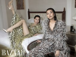 CONG TRI Thu Đông 2020: Dù ở nhà nhưng vẫn phải sang đẹp như Thanh Hằng và Hà Hồ