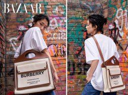 Vì sao túi xách Burberry Pocket Bag là chiếc túi đáng đầu tư của Burberry