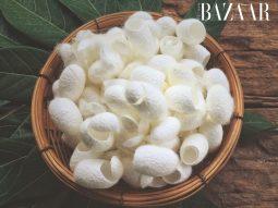 Sericin: Món quà dưỡng nhan quý từ kén tằm tơ Việt