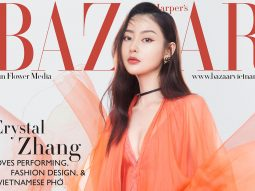 Diễn viên Trương Thiên Ái muốn làm nhà thiết kế thời trang