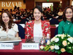 Nicky Vũ, giảng viên trường LCDF Hanoi, chia sẻ về những xu hướng sáng tạo mới