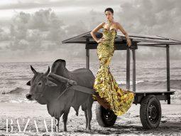 Người mẫu H'Ăng Niê gợi cảm trong bộ ảnh Nàng Tiên cá