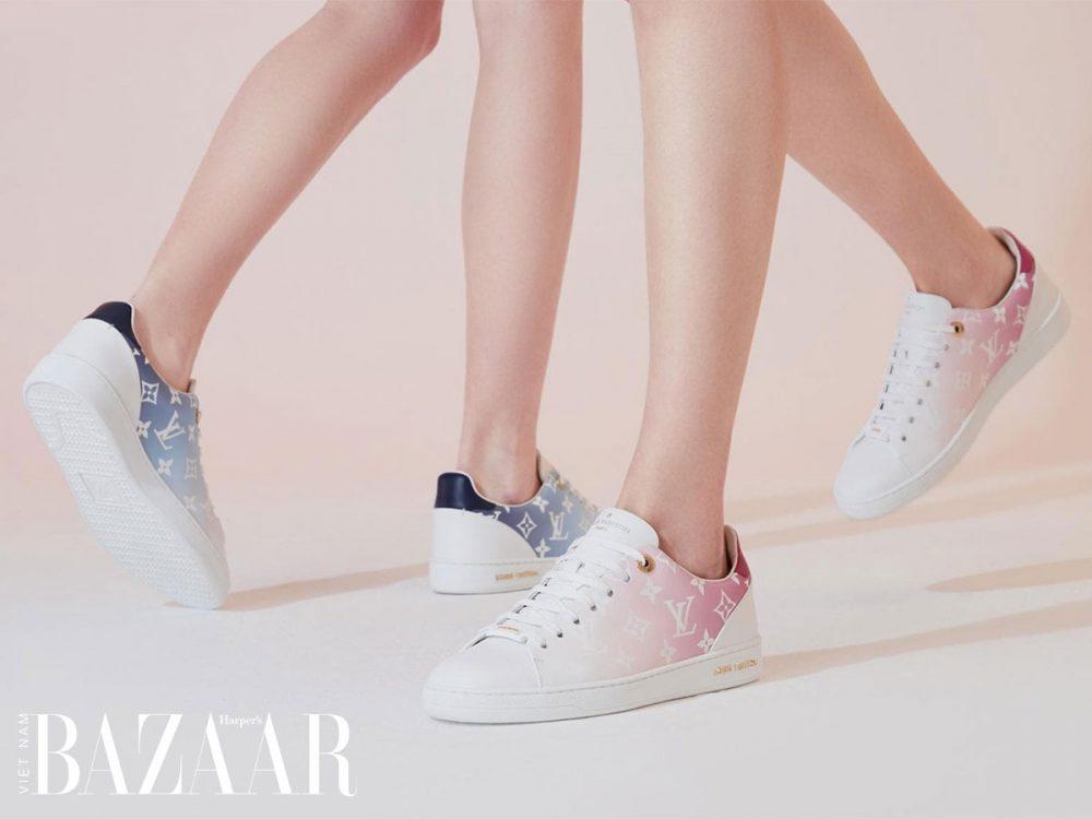 phối với giày thể thao