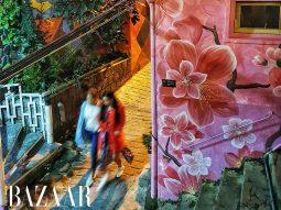 Phố Bên Đồi: Dự án nghệ thuật đường phố Đà Lạt đẹp mà ý nghĩa