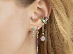 Xu hướng nữ trang 2020: Khuyên vành tai (ear cuff) trở lại mạnh mẽ