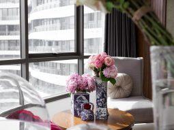 Cách nhanh chóng tạo cảm giác an yên trong nhà: Chọn màu hoa cắm thật tâm lý