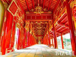 Tìm hiểu về phong cách kiến trúc cung đình Huế vương giả