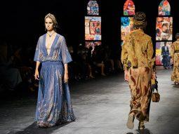 Dior Xuân Hè 2021: Màn bứt phá phom dáng của Maria Grazia Chiuri