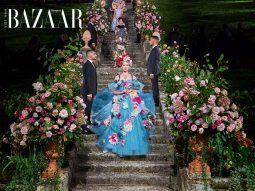 Dolce & Gabbana Alta Moda 2020: Lễ hội Phục Hưng miền Florence