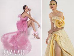 Trần Hùng Xuân Hè 2021: Hồi sinh phế phẩm thành sản phẩm thời trang