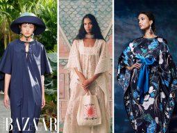 Đầm caftan là gì và vì sao nó lên ngôi mùa Xuân Hè 2021?