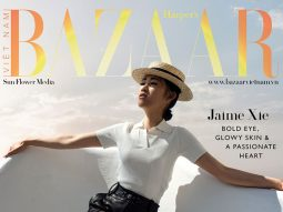 Jaime Xie: Con gái tỷ phú mang đam mê thời trang haute couture
