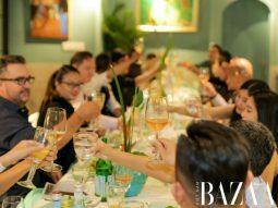 11 doanh nhân nổi bật ngành nhà hàng Sài Gòn chia sẻ bí quyết giữ chân khách qua lòng hiếu khách