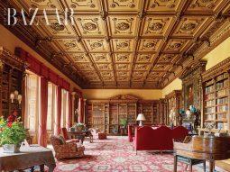 Sống như hoàng tộc: Bí quyết trang trí nội thất quý tộc của Downton Abbey