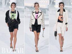 Chanel Xuân Hè 2021: Những minh tinh thời kỳ vàng son Hollywood