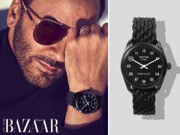 Tom Ford ra mắt đồng hồ cao cấp đầu tiên làm từ nhựa tái chế
