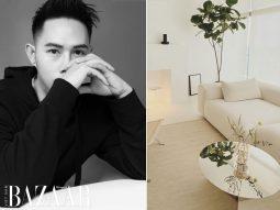 Ba bí quyết trang trí nội thất phong cách tối giản của nhà thiết kế Lâm Gia Khang