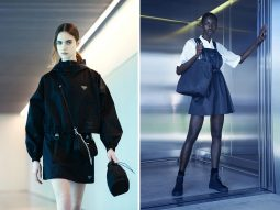 Prada đẩy mạnh xu hướng thời trang xanh khi làm giày dép, quần áo từ chất liệu tái chế Re-Nylon