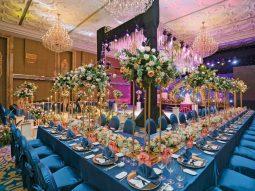 Những yếu tố làm nên không gian tiệc cưới đẹp xa hoa tại The Reverie Saigon