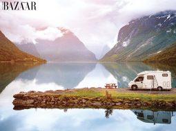 Du lịch Caravan: Xu hướng xê dịch mới cho người mê thám hiểm thiên nhiên hoang sơ