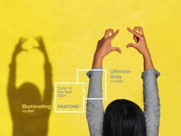 Pantone công bố màu sắc của năm 2021 mang thông điệp lạc quan về ánh sáng cuối đường hầm