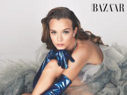 Bìa Harper's Bazaar VN số 1-2021: Thiên thần Josephine Skriver (1)
