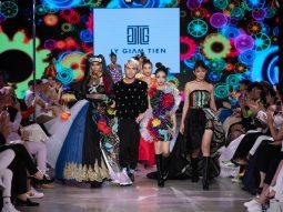Everyday is a Festival: BST Xuân Hè 2021 mang sắc màu lễ hội của Lý Giám Tiền