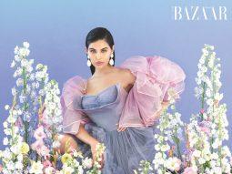 Bìa Harper's Bazaar VN số 1-2021: Miss Earth Venezuela Ninoska Vasquez (4)