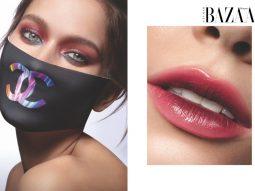 Bộ ảnh Mask: Khi khẩu trang là lớp trang điểm cho phụ nữ