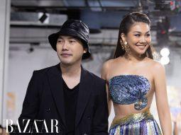 Trần Hùng Pre-Fall 2021 biến bảo tàng nghệ thuật thành sàn diễn thời trang