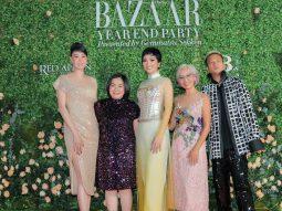 Chính thức ra mắt Harper's Bazaar Club tại buổi tiệc Year End Party 2020