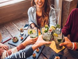 5 loại cocktail ít calorie cho bữa tiệc đầu năm