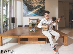 Ngôi nhà đậm hơi thở thiên nhiên, nghệ thuật của doanh nhân Jang Kều