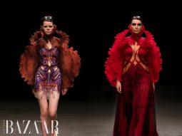 Iris Van Herpen Haute Couture Xuân Hè 2021: Thiết kế cao cấp bằng chất liệu liệutái chế